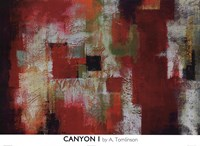 Canyon I Fine-Art Print