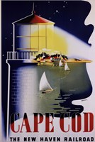 Cape Cod Wall Poster