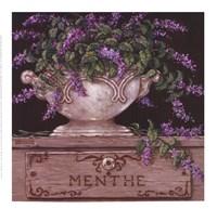 Menthe Fine-Art Print