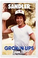 Grown Ups - Sandler Wall Poster