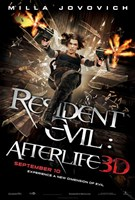 Resident Evil: Afterlife Wall Poster