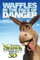 Shrek Forever After - Style E Wall Poster