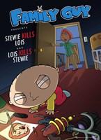 Family Guy Stewie Kills Lois Fine-Art Print