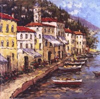 Port To Lucca I Fine-Art Print