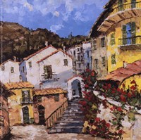 Port To Lucca II Fine-Art Print