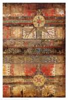 Tribal Gold I Fine-Art Print