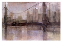 Skyline Bridge II Fine-Art Print