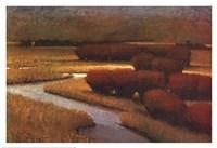 River Runs I Fine-Art Print