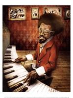 The Pianist Fine-Art Print