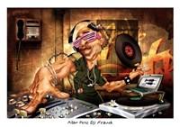 DJ Frank Fine-Art Print