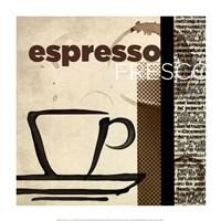 Espresso Fresco Fine-Art Print