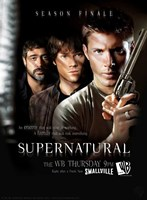 Supernatural (TV) Season Finale Fine-Art Print
