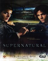Supernatural (TV) Winchester Brothers Fine-Art Print