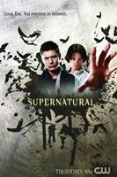 Supernatural (TV) Good. Evil. Everywhere In Between. Fine-Art Print