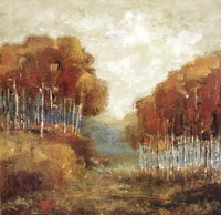 Weathered Scape II Fine-Art Print