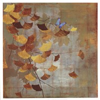 Gingko Branch I Fine-Art Print