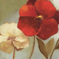 Gentleness (New Kindness Flroal) Fine-Art Print