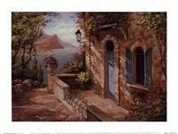 Amalfi Coast II Fine-Art Print