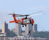HH-60 Jayhawk United States Coast Guard Fine-Art Print