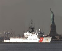 "Coast Guard Cutter ""Forward"" United States Coast Guard Fine-Art Print"