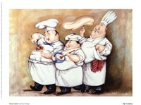 Haute Cuisine I Fine-Art Print