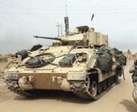 M2 Bradley Infantry Fighting Vehicle United States Army Fine-Art Print