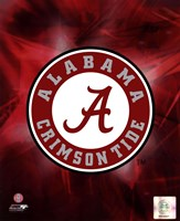University of Alabama Crimson Tide 2010 Logo Fine-Art Print