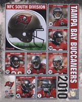 2010 Tampa Bay Buccaneers Team Composite Fine-Art Print