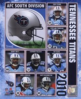 2010 Tennessee Titans Team Composite Fine-Art Print
