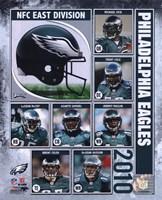 2010 Philadelphia Eagles Team Composite Fine-Art Print