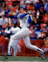 Robin Yount 1992 Action Fine-Art Print