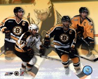 Ray Bourque Bruins Composite Fine-Art Print