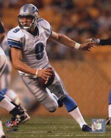 Matthew Stafford 2010 Action Fine-Art Print