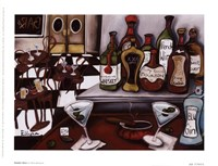 Double Olive Fine-Art Print
