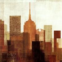Summer in the City II Fine-Art Print
