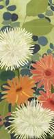 Tangerine Garden III Fine-Art Print