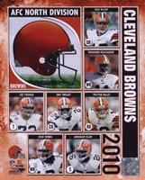 2010 Cleveland Browns Team Composite Fine-Art Print