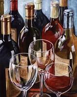 Wine Reflections I - mini Fine-Art Print