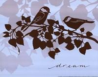 Chickadee Dream - mini Fine-Art Print