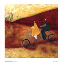Rolling Home Together Fine-Art Print