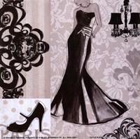 Little Black Dress Fine-Art Print