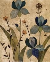 Garden's Edge II Fine-Art Print