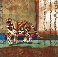 Serengeti Tiger Fine-Art Print