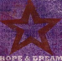 Believe Hope Dream Fine-Art Print
