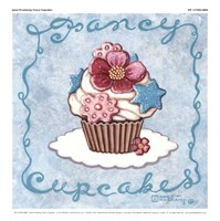 Fancy Cupcakes Fine-Art Print