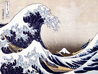 The Wave off Kanagawa Fine-Art Print