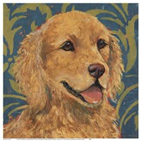 Golden Retriever Fine-Art Print