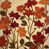 Happy Home Flowers II Fine-Art Print