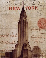 Letter from New York Fine-Art Print