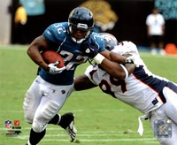 Maurice Jones-Drew 2010 Action Fine-Art Print